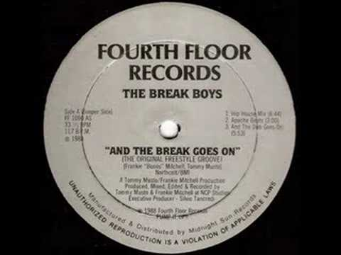 the break boys - and the break goes on