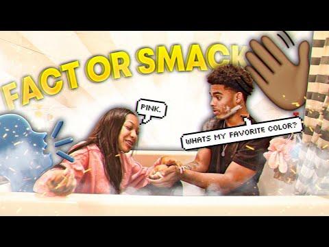 SMCK OR FACTS WITH MY BOYFRIEND DA'LANE