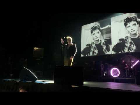 "Morrissey: ""At Amber"" Live LEEDS 2020"