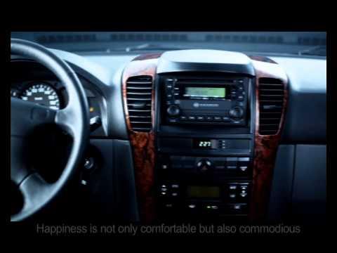 Huanghai Auto SUV Commercial Video-Landscape SUV