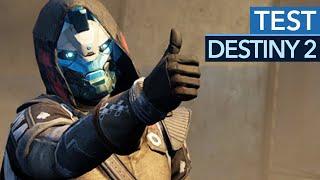 Destiny 2 im Test - Mit Raid ein rundes Paket?