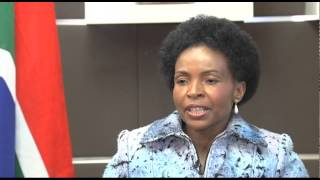 Nkoana-Mashabane highlights SA