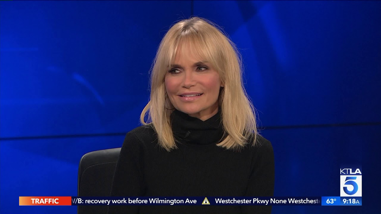 Kristin Chenoweth Rings in the New Year at Walt Disney Concert Hall