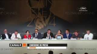 "Alexei Serebriakov at Cannes Film Festival 2014 he jokes ""Where the bar here?"""