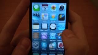 Обзор копии iPhone 5 (MTK6577) black китай — Экофон(, 2013-02-05T19:00:01.000Z)