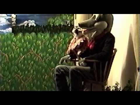La véritable histoire de Grand Méchant Loup (extrait)