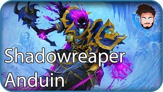 Hearthstone: Icecrown Citadel - Part 10: The Frozen Throne - Shadowreaper Anduin (Priest) Gameplay
