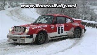 15° Rallye Monte Carlo historique 2012 ZR1 sospel - luceram