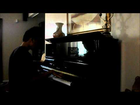 Kid Cudi - Heart of a Lion (Piano Cover)