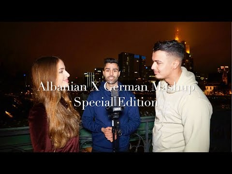 ALBANIAN X GERMAN Mashup - Special Edition | Mike | Allein | Qez Nman | Skam Koh |(Prod. by Hayk)
