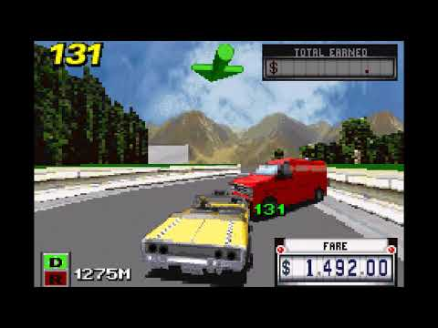 #27 Bad Racing Games - Crazy Taxi: Catch a Ride |