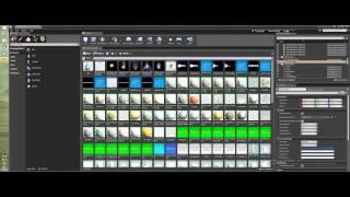 Уроки Unreal Engine 4 - Content Browser (Урок неактуален)