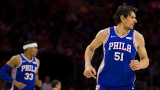 Boban Marjanovic Is A Problem In The Paint   Best 2018-19 Dunks & Blocks