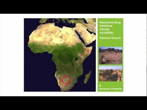 Like the deserts miss the rain: landscape change and climate variability in the world's drylands