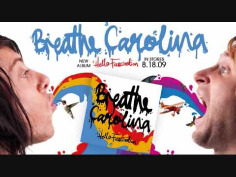 04 - Dressed Up To Undress - Breathe Carolina - Hello Fascination [HQ Download]