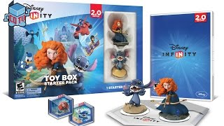 Disney Infinity 2.0 Toy Box Starter Kit Announced