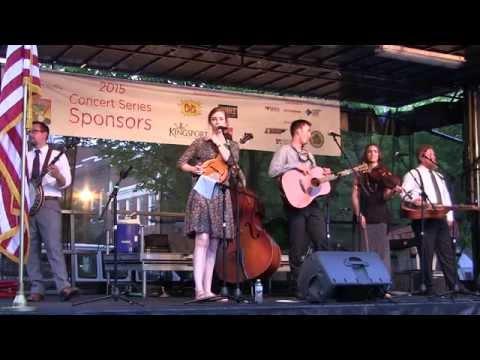 Finale & Encore- Flatt Lonesome @ Bluegrass On Broad, Kingsport TN 7/9/15