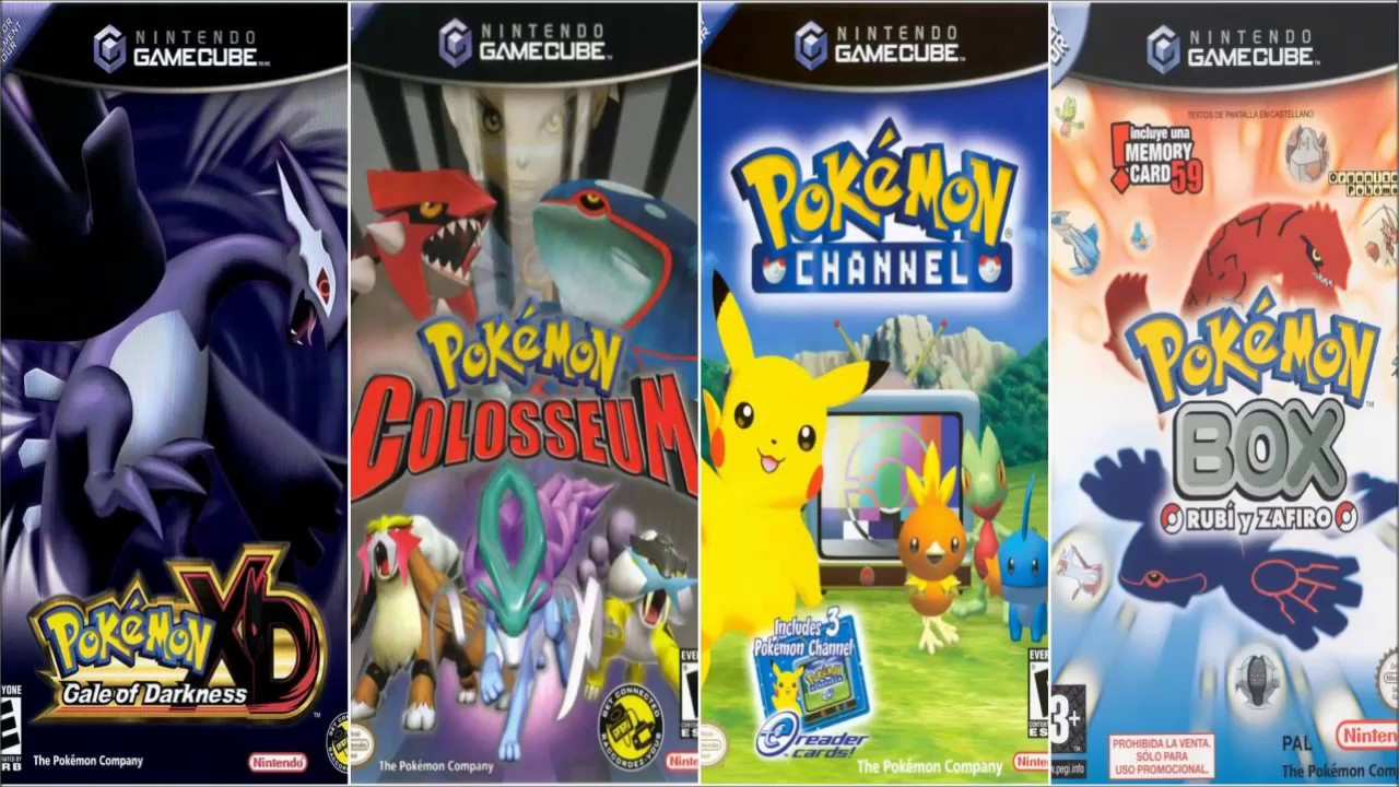 Gamecube iso collection