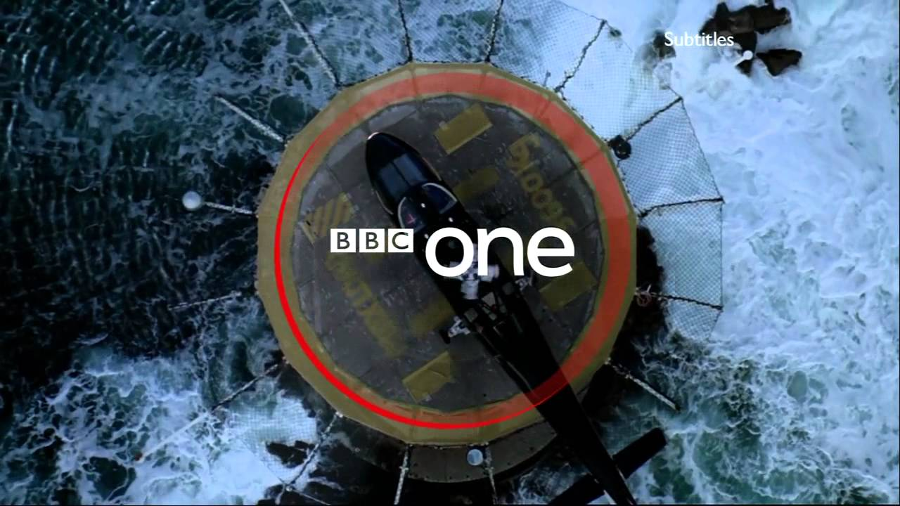 BBC One: 'Helicopter' Ident - YouTube