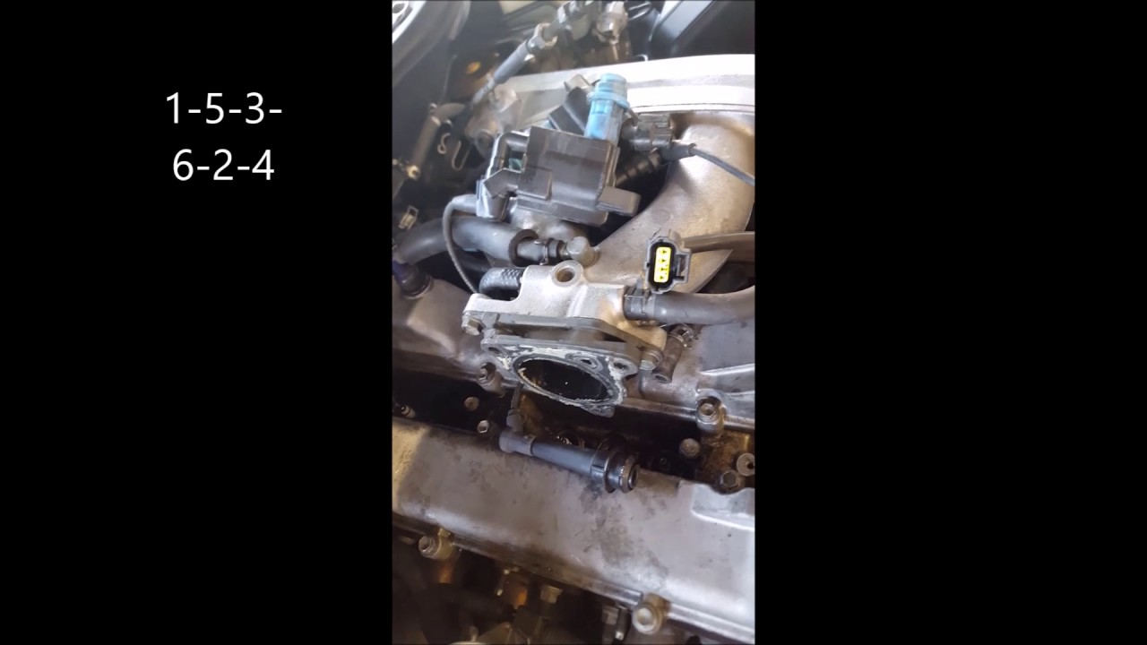 small resolution of 2000 lexus gs 300 spark plug diy