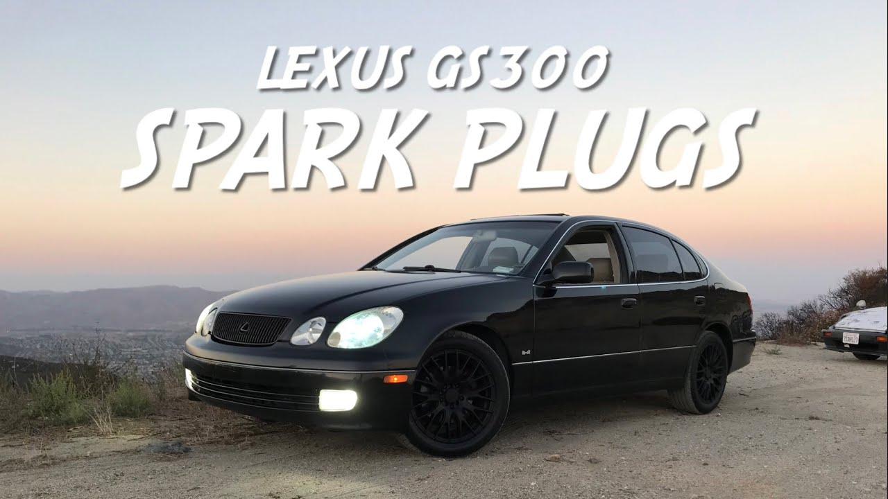 2000 lexus gs 300 spark plug diy [ 1280 x 720 Pixel ]
