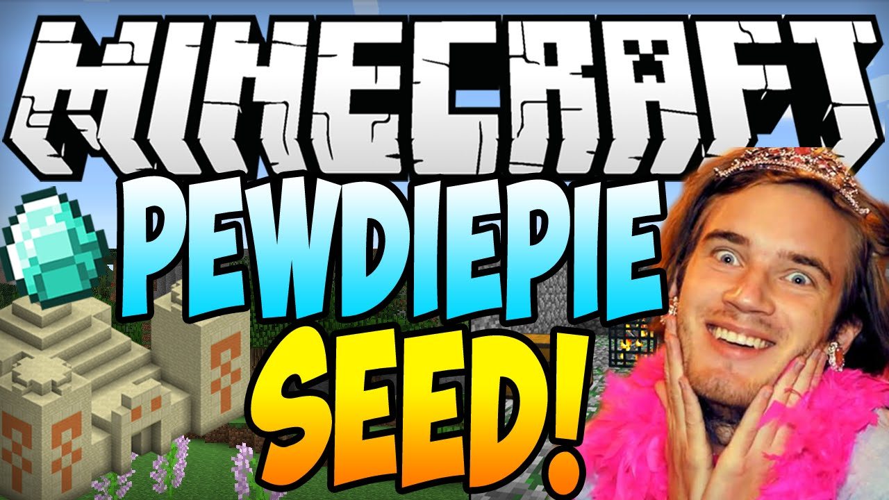 1 7 Pewdiepie Seed Hypixel Minecraft Server And Maps