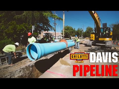 Davis Pipeline Project