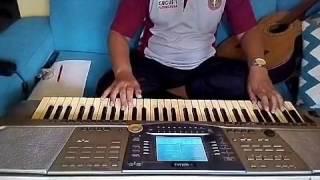 Chords For Gelandangan Latihan Orgen Tunggal