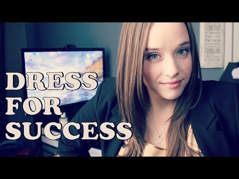 Why You MUST Dress for Success