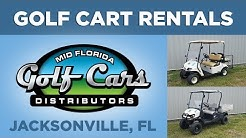 Golf Cart Rental Jacksonville FL