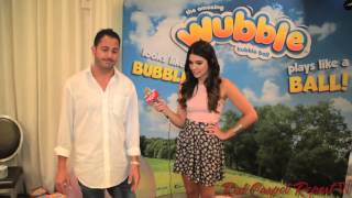 Wubble Ball at Red Carpet Events LA 2014 Teen Choice Celebrity Gifting Suite
