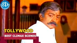 Tollywood Movies Best Climax Scenes || Maa Annayya Movie