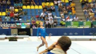 Maria Paseka (RUS) - FX Finals - Challenger Cup 2011