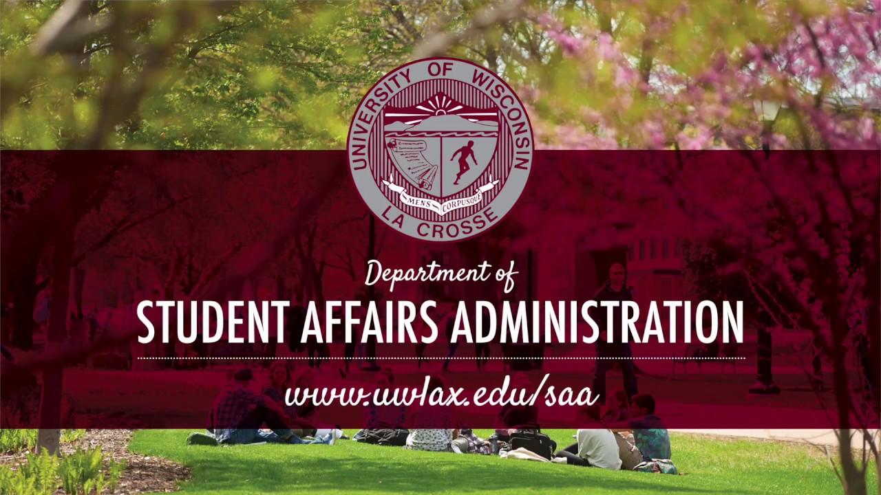 UW-La Crosse Student Affairs Administration SAA
