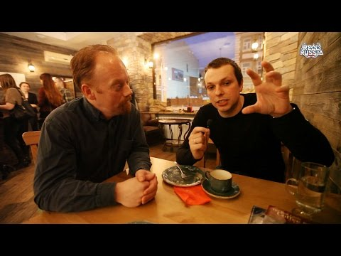"""Chat House"" Coffee Shop. ""Real Russia"" ep.128"