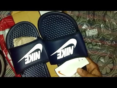official photos 8f12f f3684 United Colors Of Benetton flip flops unboxing (Snapdeal)