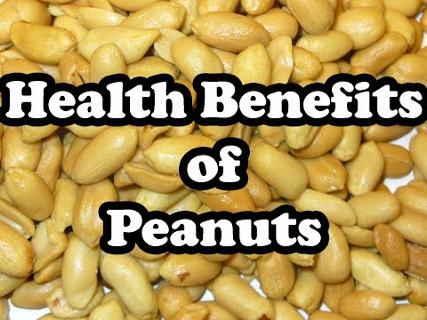 Top 10 Health Benefits of Peanuts