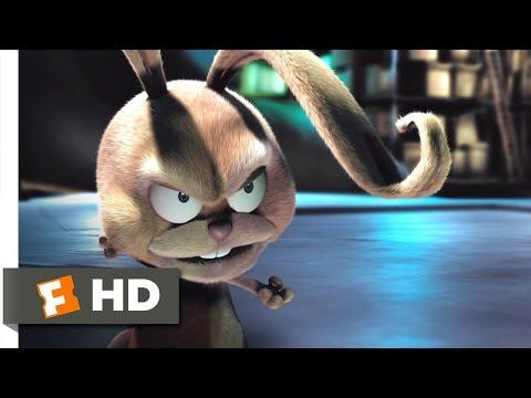 Hoodwinked! (11/12) Movie CLIP - A Bad Bunny (2005) HD