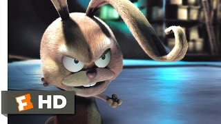 Hoodwinked! (11/12) Movie CLIP - A Bad Bunny (2005) HD