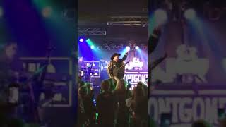 """Montgomery Gentry """"Where I come from"""" 8 Seconds Saloon Indianapolis Indiana 2/23/18"""