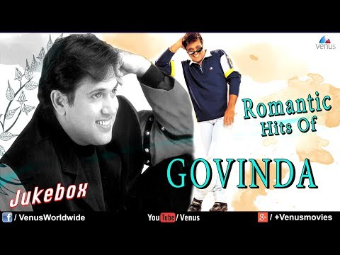 Govinda Romantic Hits  90s bollywood Romantic Songs  JUKEBOX  Hindi Love Songs