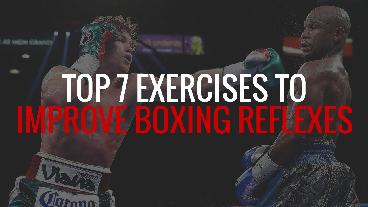 2e52551e4d Top 7 Exercises to Improve Reflexes for Boxing and MMA - YouTube