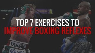 Top 7 Exercises to Improve Reflexes for Boxing and MMA