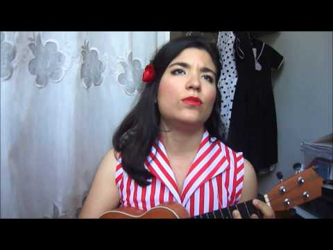 (You're So Square) Baby I Don't Care - Elvis Presley cover by SayakaAlessandra