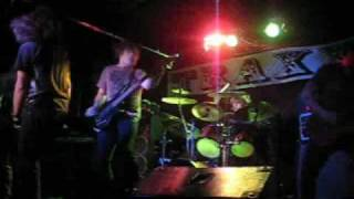 """LEFT TO VANISH """"Intro + Falling In Love In A Whorehouse"""" LIVE"""