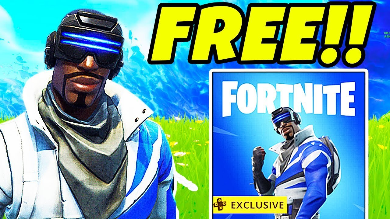 How to get a FREE SKIN in Fortnite RIGHT NOW