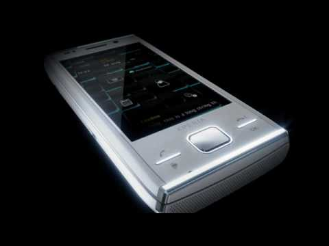 Sony Ericsson Xperia X2 - Promo Video