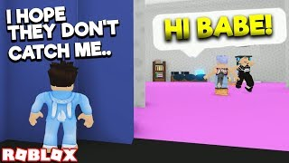 I spy on one of my parents CHEATING and get CAUGHT! (Roblox Adopt Me Roleplay)