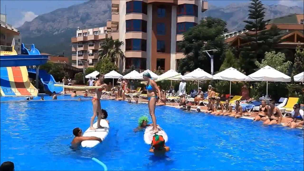 PGS Rose Residence Beach Hotel - YouTube