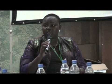 Hon. Amongin, Chairperson-Parliamentary